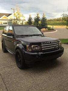2006 Land Rover Range Rover Sport Supercharged SUV, Crossover