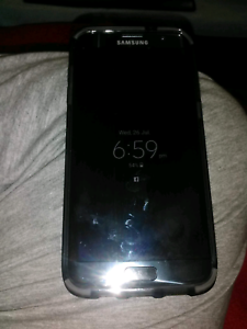 Samsung s7 edge swap or sell with warranty Blackbutt Shellharbour Area Preview