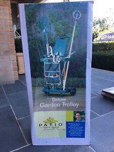 Deluxe Garden Trolley Emu Heights Penrith Area Preview