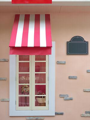 markisolette kleine und feine markise f r die beschattung senkrechter fl chen ebay. Black Bedroom Furniture Sets. Home Design Ideas