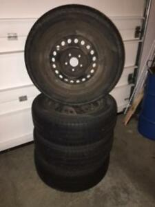 Free! - Summer Tires (195/65r 15)