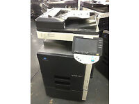 Konica Minolta Bizhub C253 Colour Laser Copier/Printer/Scanner/Toners full/Mint condition !