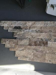 Box and a half of Split Face Picasso stone veneer Kitchener / Waterloo Kitchener Area image 3
