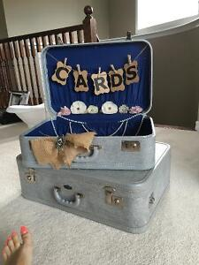 Cards suitcase