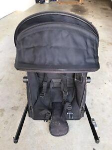 Second Seat (only) for Steelcraft Strider Plus Pram Stroller in Black Chirnside Park Yarra Ranges Preview