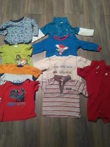 Set of clothes for 12-18 month-old