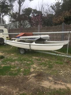 catamaran 16 ft
