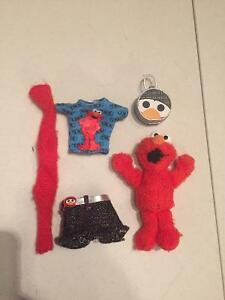 Barbie Tickle Me Elmo Outfit and Accessories.