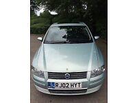 Fiat stilo abarth 5 door hatchback