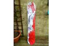 QUICK SELL: Nitro Adult Smirnoff Ice limited edition snowboard (in Wrapper Sealed) New 158cm