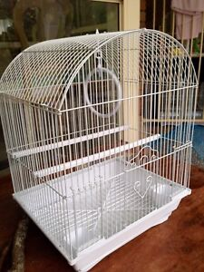 BRAND NEW! bird cage with swing $25ea Eftpos Avail Meadowbrook Logan Area Preview