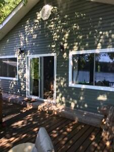 UPDATE- 2 bedroom cottage - Mattagami Lake Campground -Gogama