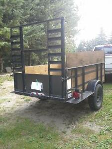 Utility Trailer, price reduced