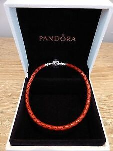 Looking for a Red Leather Pandora Bracelet