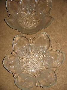 FANCY GLASS BOWLS -REDUCED London Ontario image 1