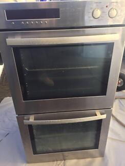 Double Wall Oven EDCD697S Electrolux Stainless/Steel Fan Forced