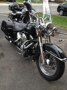 HD Softail Deluxe