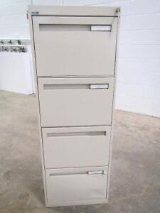 Storwal Legal Filing Cabinet - 4 Drawer