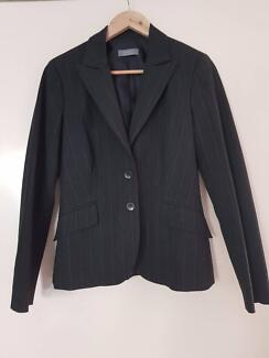 Pin stripped business jacket for sale