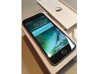 Apple iPhone 6S 16GB   Space Grey   O2