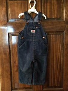 Boys 24 month Levis Overalls