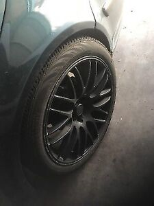 18 inch rims . Need gone .