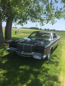 1976 Chrysler New Yorker Brougham 440 V8 4 Barrel automatic Full