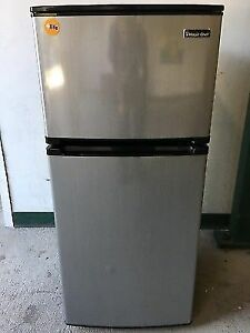 Magic Chef 4.3 cu. ft. Mini Fridge with Stainless Steel