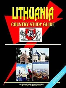 NEW Lithuania Country Study Guide by Ibp Usa
