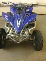 2004 YFZ 450 For Sale - With Extra Rims, Tires, and Gear!