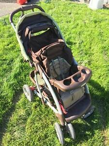 Car seat compatible GRACO stroller