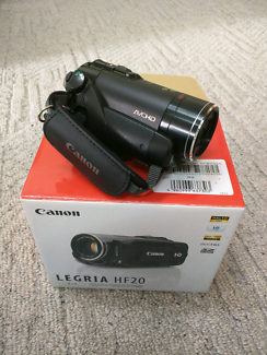 Canon HD Camcorder video camera