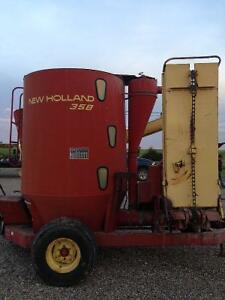 New holland 358 mix mill for sale
