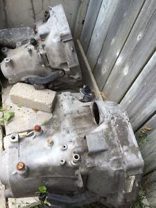 Rebuilt JDM B16 short gear cable tranny