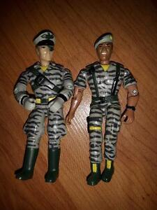 Figurines The Corps