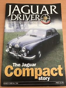 Jaguar Driver March 2005 No. 536 Isaacs Woden Valley Preview