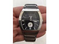 Men's Genuine Stainless Steel Hugo Boss Watch