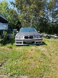 1997 BMW 328 M Package