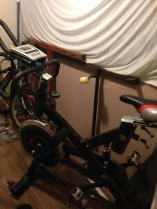 Almost new Elliptics Spinning Bike