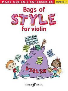 Bags of Style: Violin by Mary Cohen (Paperback, 2009)