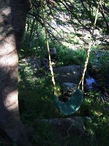 Recycled Rope Swings St. John's Newfoundland image 4
