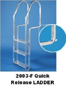 OVERSTOCKED GET +40% OFF -3 Step Ladder -White $110.00  2003-F 3