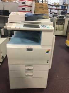 Ricoh MP C2050 Color Multifunction Printer Copiers 11x 17 Colour Photocopier Copier Printers SALE BUY LEASE