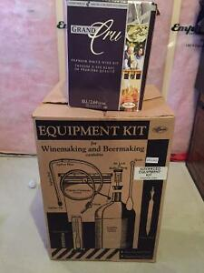 Wine & Beer Making Kit - Never been used