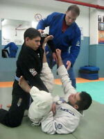 Brazilian Jiu-Jitsu Kickboxing, Edged Weapons