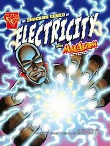 O`Donnell  Liam-The Shocking World Of Electricity  BOOKH NEW