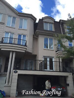 Fashion Roofing Company-Best Price Now-416-897-6281