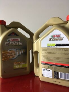 Castrol Edge Synthetic Engine Oil 5L