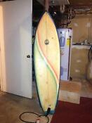 Fish Surfboard Used