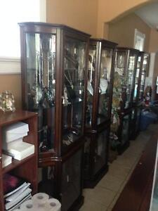 Store Closing Wall units display and safe Nadia's Jewellery - 27 Kitchener / Waterloo Kitchener Area image 1